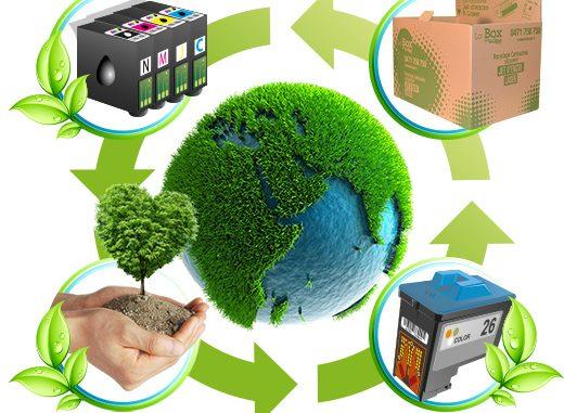 le recyclage des consommables pour pr server l environnement energies environnement. Black Bedroom Furniture Sets. Home Design Ideas
