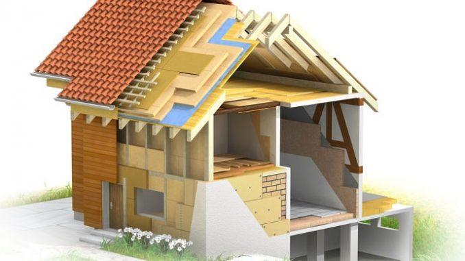 comment bien isoler sa maison pour viter la d perdition. Black Bedroom Furniture Sets. Home Design Ideas